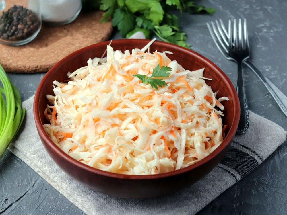 это блюда из кислой капусты рецепты с фото начинка наших